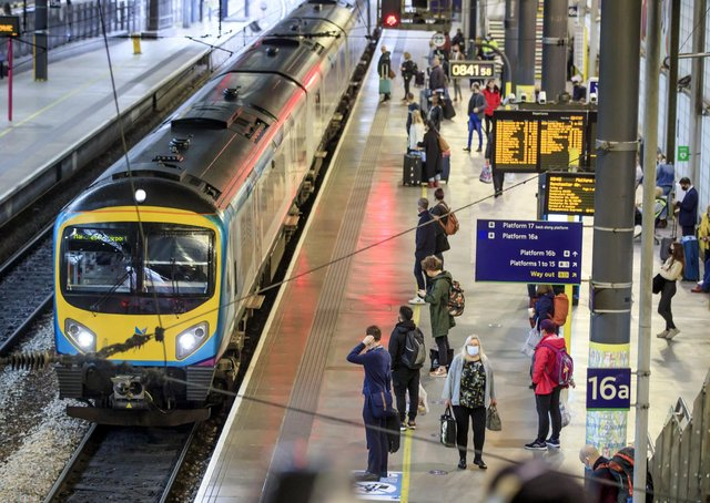 What is the future of the region's rail services?
