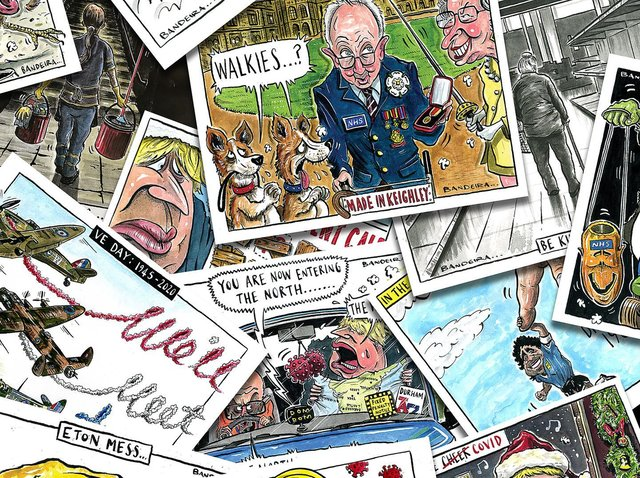 The Yorkshire Post cartoon