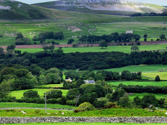 The Yorkshire Dales is a target for townies who want to ecsape to the country