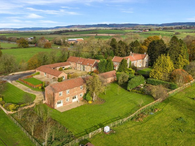 Birdforth Hall is in a prime spot between Thirsk and Easingwold