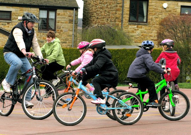 What more can be done to promote safe cycling?