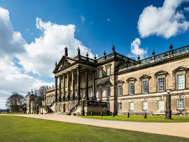 The Wentworth Woodhouse workforce is expanding (photo: Carl Whitham)