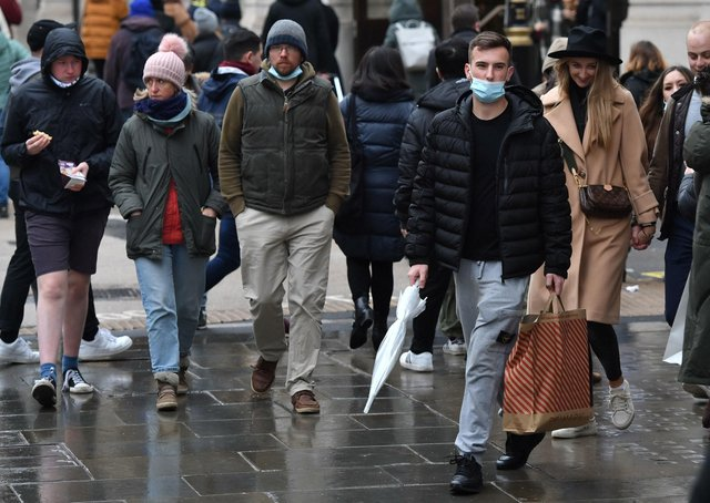 Will Christmas shoppers trigger another spike in Covid cases as the Government consider new restrictions for London?