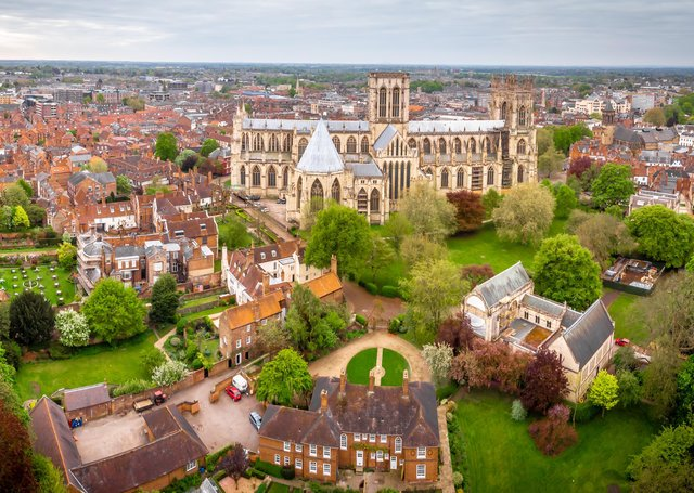 York remains a focal point of English history.