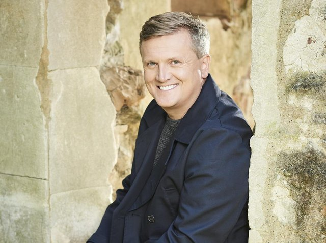 Life's Blessings: Aled Jones has released a new album featuring Dame Judi Dench and Brian Blesed.