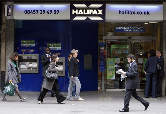 The merger of the Halifax with the Bank of Scotland was a key event on the road to financial ruin