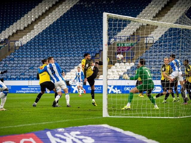Huddersfield Town 2 Watford 0 - Outstanding team display delivers big win |  Yorkshire Post