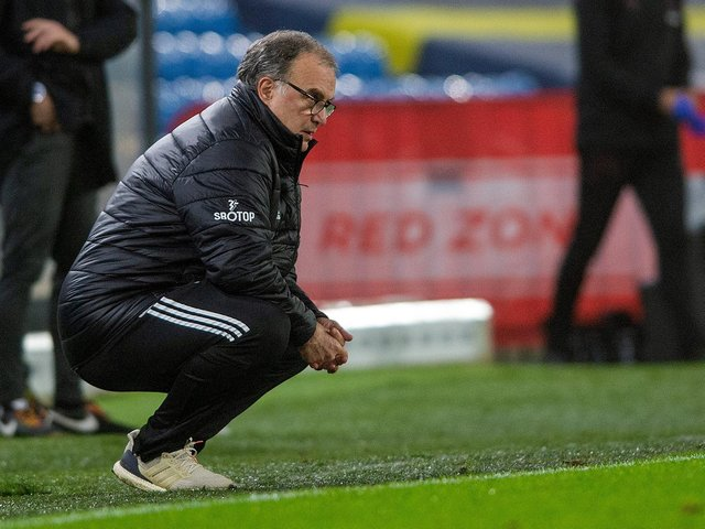Marco Bielsa is hoping for a win in the first match between Leeds United and Manchester United in 16 years.