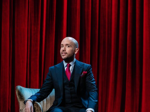 Tom Allen revisited Wakefield for his Channel 4 show Tom Allen Goes to Town. (Picture: Edward Moore)..