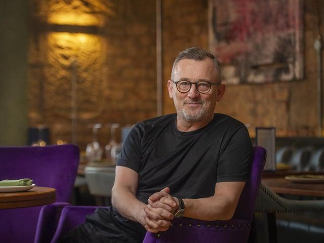 Simon Shaw has made his mark with his brilliant tapas dishes. (JPIMedia).