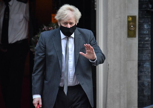 Boris Johnson is under pressure to spell out his 'levelling up' mission.