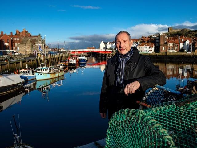 Arnold Locker, chairman of Locker Trawlers in Whitby. PIC: Bruce Rollinson