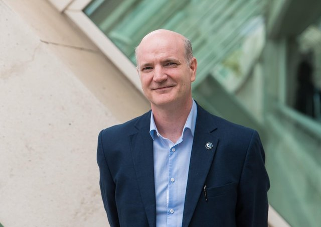 Breakthrough:  Professor Mark Wilkinson from the University of Sheffield's Department of Oncology and Metabolism.