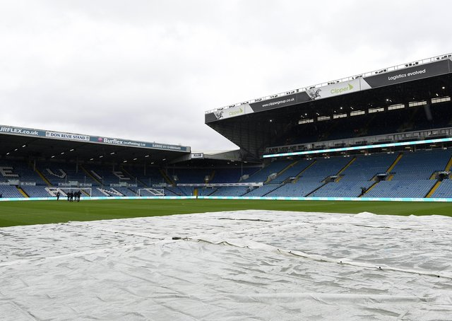 Elland Road: May have free date. Picture: Getty Images