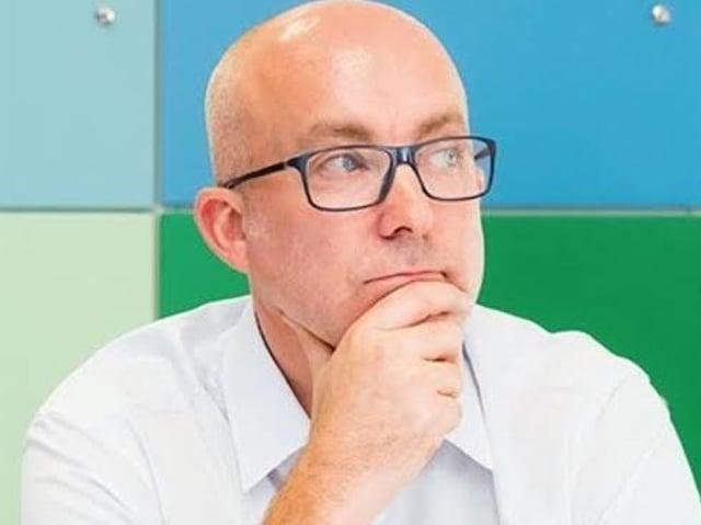 Brightpearl chief executive Derek O'Carroll