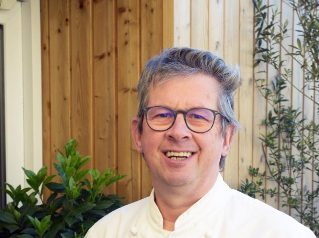 Mitch Mitchell's 10-course tasting dinners are often booked solid months in advance.
