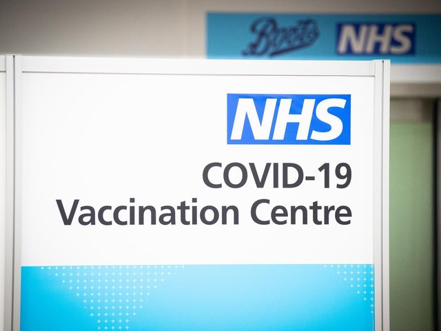 The vaccination programme is now well underway