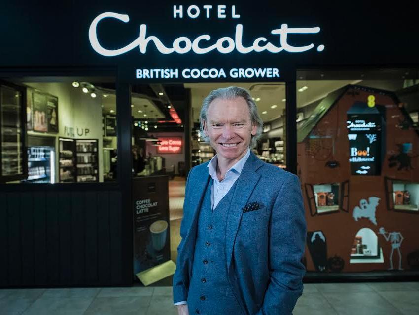 yorkshirepost.co.uk - Ros Snowdon - Hotel Chocolat celebrates bumper Christmas trading