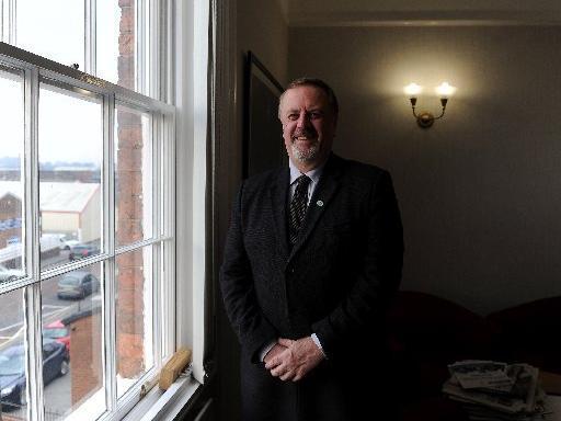 Police and Crime Commissioner Mark Burns-Williamson. Pic: Simon Hulme