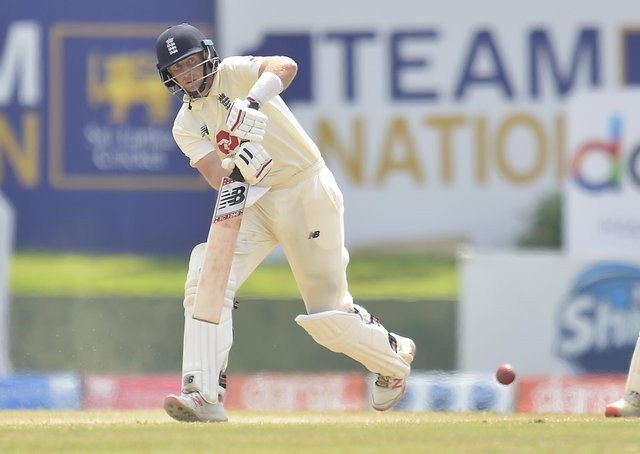 MASTERCLASS: England's Joe Root plays through the leg side on his way to a century against Sri Lanka in the second Test match in Galle on Snday. Picture courtesy of Sri Lankan Cricket (via ECB).