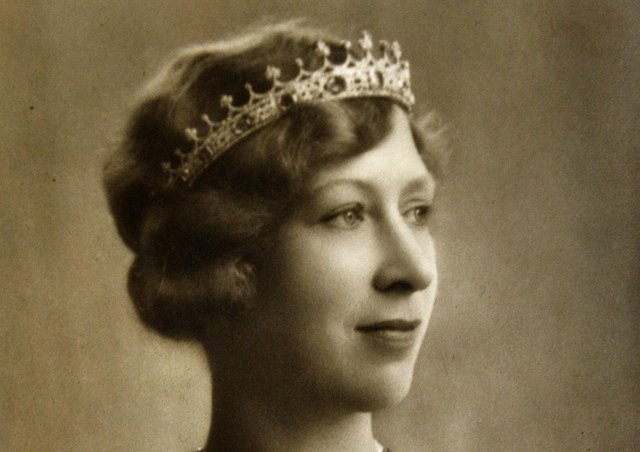 Princess Mary is the subject of a new book. She is pictured wearing a royal tiara in a photograph that was exhibited at Harewood House.