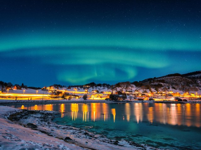 Tromso in Norway. Picture: PA/iStock