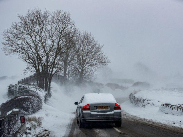 Beast from the East brought heavy snow to Yorkshire in 2018 - and it could be coming back