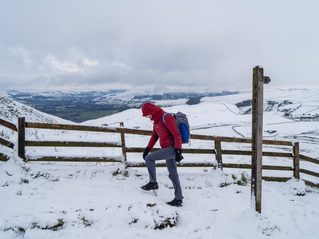 Yorkshire is bracing for three days of snow starting this weekend