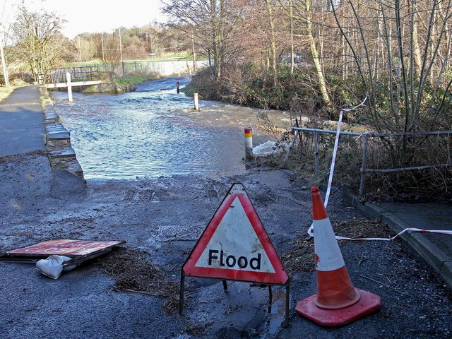 Flood warnings are in place across Yorkshire