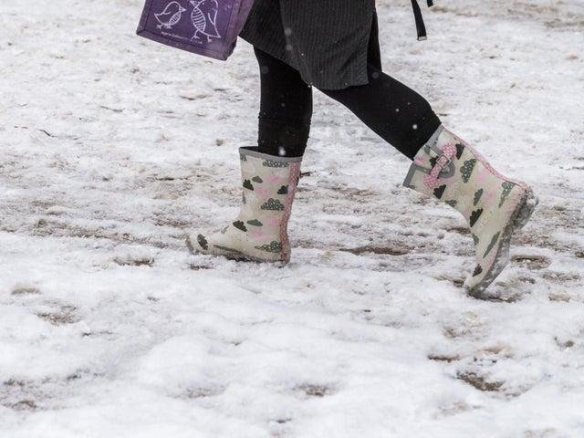 More snow is forecast for Yorkshire