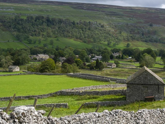 Arncliffe in the Yorkshire Dales National Park. Picture: Tony Johnson