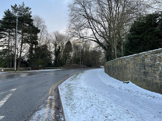 More snow is set to hit Yorkshire today