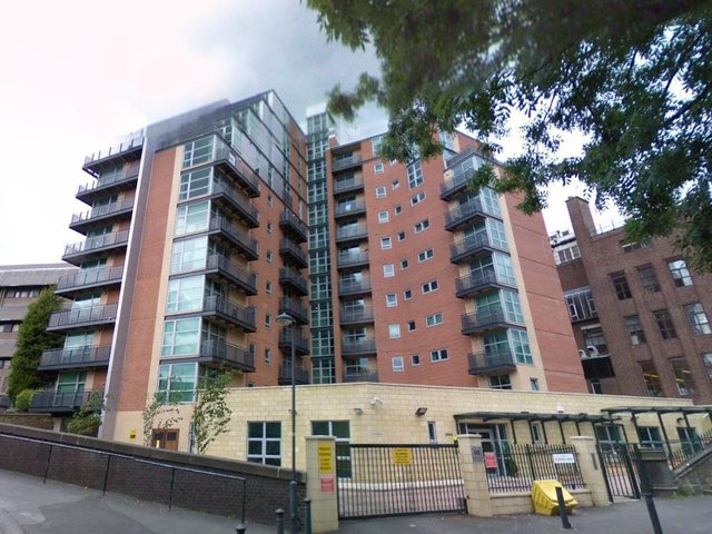 St George's Building is one of the residential blocks in the region affected by the scandal