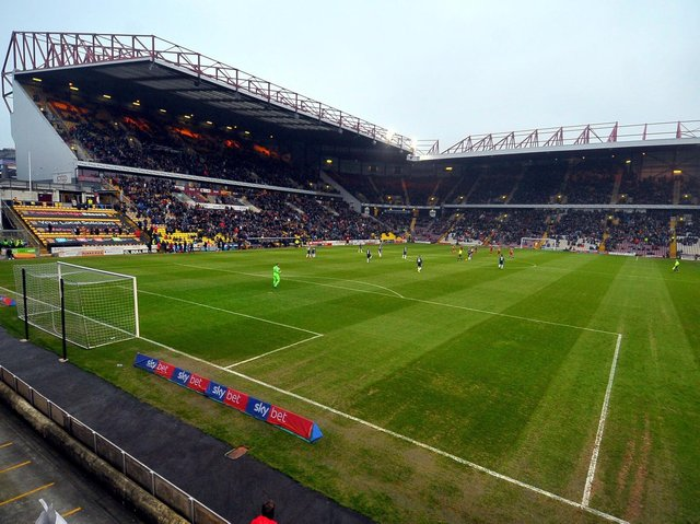 REARRANGEMENT: Salford City will visit Valley Parade in April