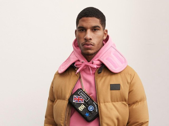 Burberry AW21 pre-collection