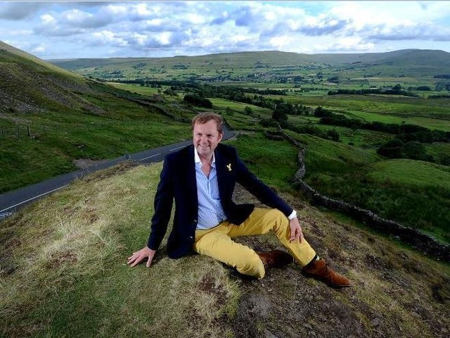 Gary Verity resigned as chief executive of Welcome to Yorkshire in March 2019.
