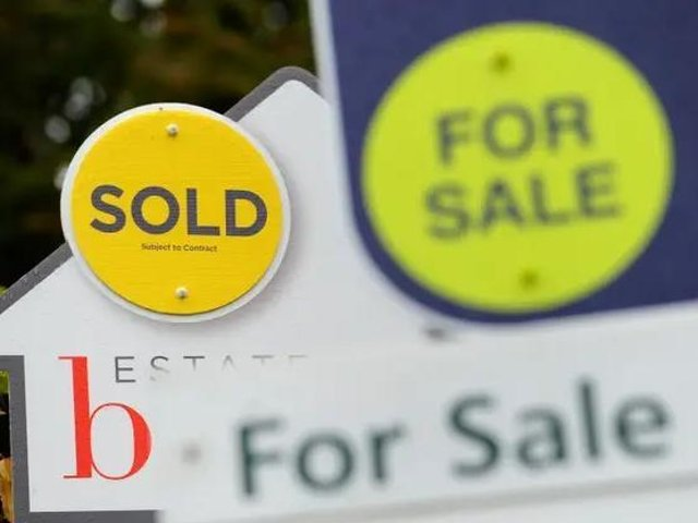 The housing market is buoyant
