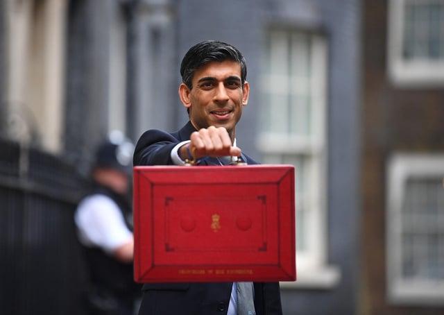Rishi Sunak is preparing to deliver a landmark Budget next week.