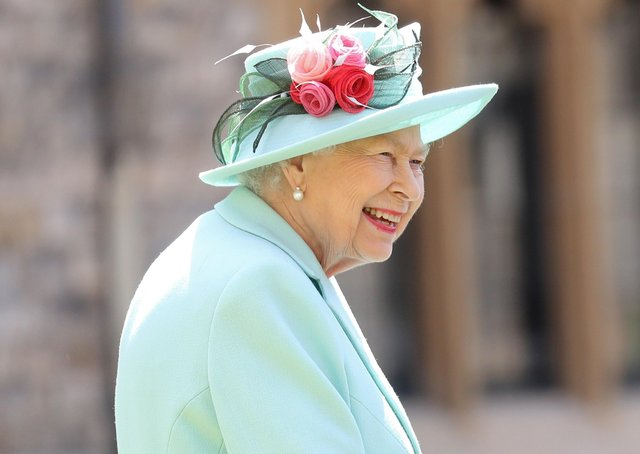 The Queen's leadership has been praised.