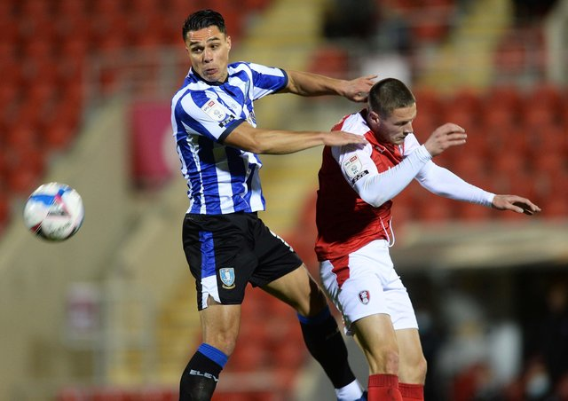 Rotherham beat Sheffield Wednesdfay 3-0 the last time the two side's met (Picture: Steve Ellis)