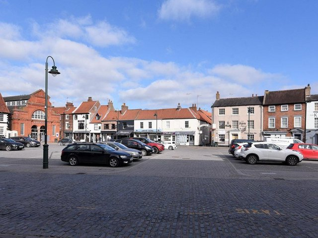 The council is planning to pedestrianise part of Saturday Market in Beverley