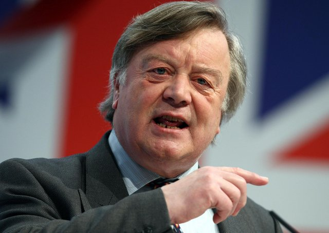Tory peer Kenneth Clarke was Chancellor of the Exchequer from 1993-97.