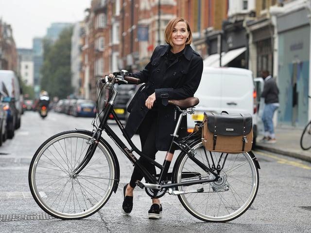 Bike sales have soared with Halfords.