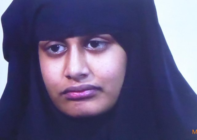 Shamima Begum has been refused permission to return to Britain, prompting much debate.