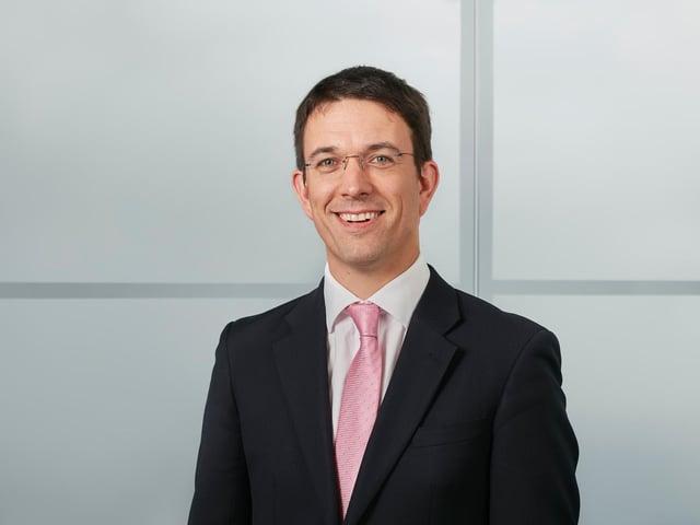 Richard Fearon, CEO Leeds Building Society