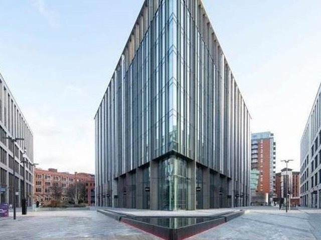 Sky Betting and Gaming has revealed plans for what it's post-covid office will look like when it moves into 4 Wellington Place later this year. Picture: John Kees Photography