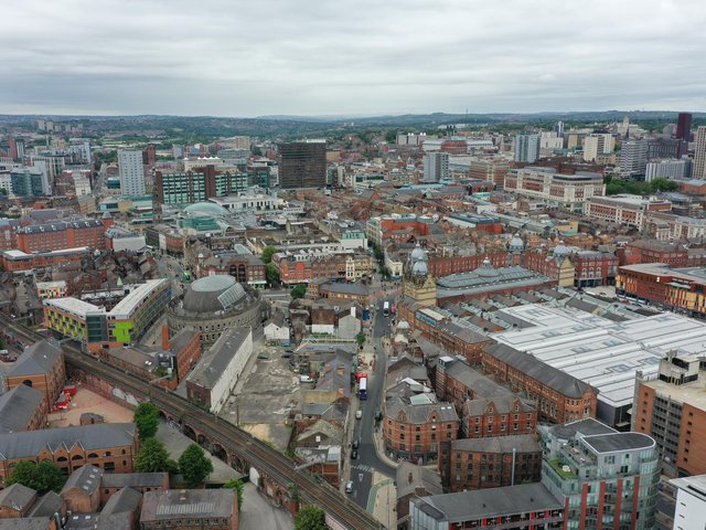 Roughly half of the company's workforce is based in Leeds.