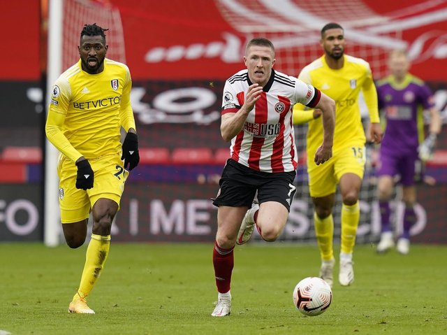 MOVING ON: John Lundstram is set to leave Sheffield United at the end of the season