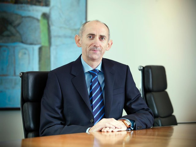 Gerard Ryan, CEO of International Personal Finance.