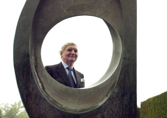 Sir Alan Bowness